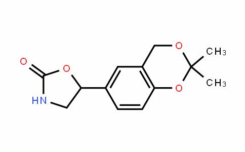 5-(2,2-DiMethyl-4H-benzo[D][1,3]Dioxin-6-yl)oxazoliDin-2-one