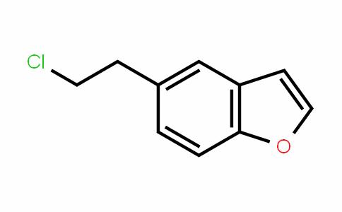 5-(2-chloroethyl)benzofuran