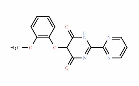 5-(2-methoxyphenoxy)-[2,2'-bipyrimiDine]-4,6(1H,5H)- Dione