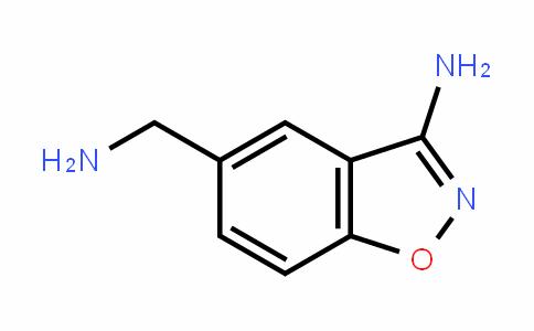 3-氨基-1,2-苯并异恶唑-5-甲胺