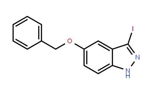 5-(benzyloxy)-3-ioDo-1H-inDazole