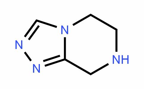 5,6,7,8-四氢-[1,2,4]三唑并[4,3-A]吡嗪盐酸盐