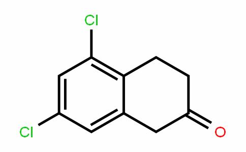 5,7-Dichloro-2-tetralone