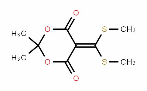 5-[Bis(methylsulfanyl)methylene]-2,2-Dimethyl-[1,3]Dioxan-4,6-Dione