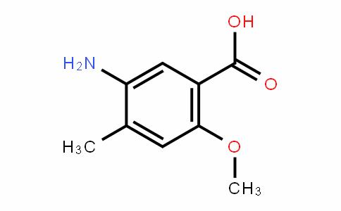 5-amino-2-methoxy-4-methylbenzoic acid