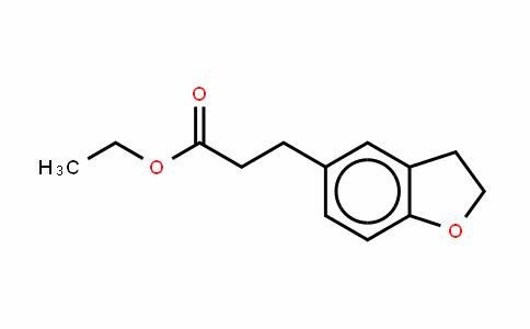 5-Benzofuranpropanoic acid, 2,3-DihyDro-, ethyl ester