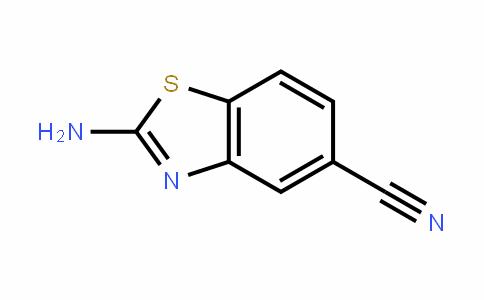 2-氨基-6-氰基苯并噻唑