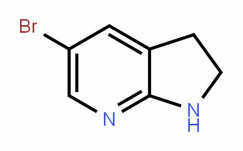 5-溴-2,3-二氢-1H-吡咯并[2,3-b]吡啶