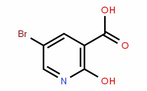 5-溴-2-羟基烟酸