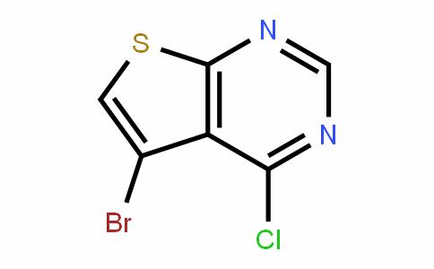 5-溴-4-氯噻吩并[2,3-d]嘧啶