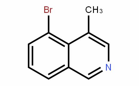 5-溴-4-甲基异喹啉
