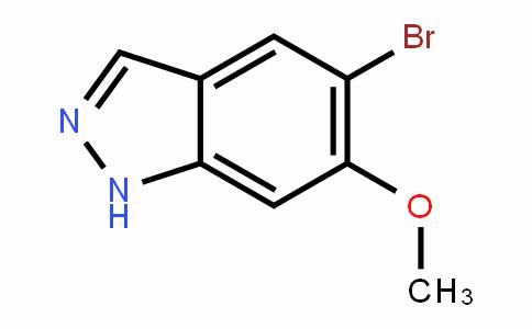 5-broMo-6-Methoxy-1H-inDazole
