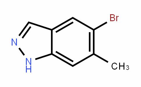 5-bromo-6-methyl-1H-inDazole