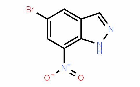 5-broMo-7-nitro-1H-inDazole