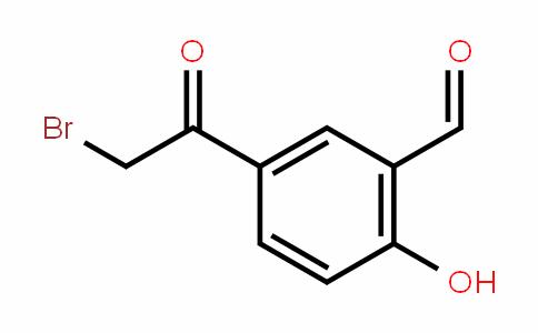 5-Bromoacetyl-2-hyDroxybenzalDehyDe