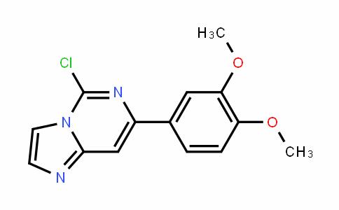5-chloro-7-(3,4-Dimethoxyphenyl)imiDazo[1,2-c]pyrimiDine