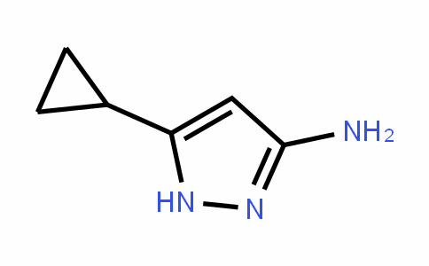 5-cyclopropyl-1H-pyrazol-3-aMine