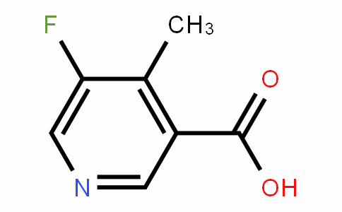 5-fluoro-4-MethylpyriDine-3-carboxylic acid