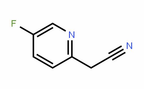 5-FluoropyriDine-2-acetonitrile