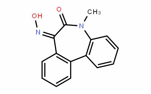 5H-Dibenz[b,D]azepine-6,7-Dione, 5-methyl-, 7-oxime