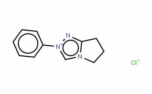 5H-Pyrrolo[2,1-c]-1,2,4-triazolium, 6,7-DihyDro-2-phenyl-, chloriDe