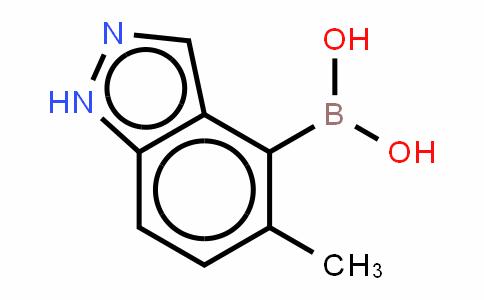 5-Methyl-1H-inDazol-4-yl-4-boronic acid