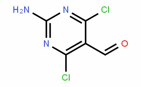 5-PyrimiDinecarboxalDehyDe, 2-amino-4,6-Dichloro-