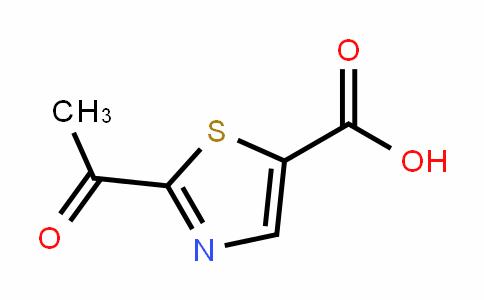 5-乙酰基噻唑-2-羧酸