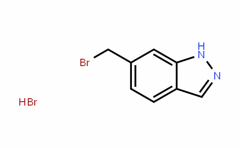 6-(broMoMethyl)-1H-inDazole (hyDrobroMiDe)