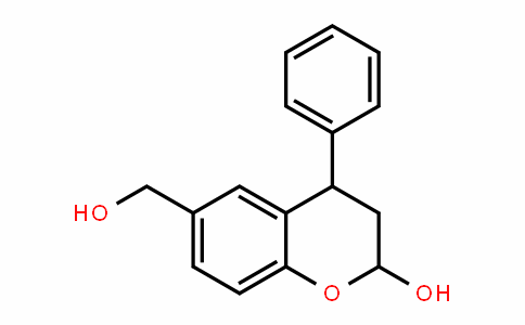 6-(hyDroxymethyl)-4-phenylchroman-2-ol