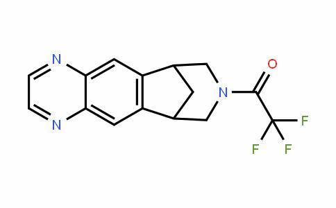 6,10-Methano-6H-pyrazino[2,3-h][3]benzazepine, 7,8,9,10-tetrahyDro-8-(trifluoroacetyl)- (9CI)