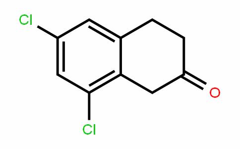 6,8-Dichloro-2-tetralone
