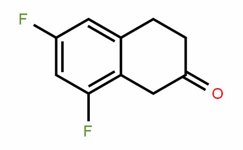 6,8-二氟-3,4-二氢-1H-2-萘酮