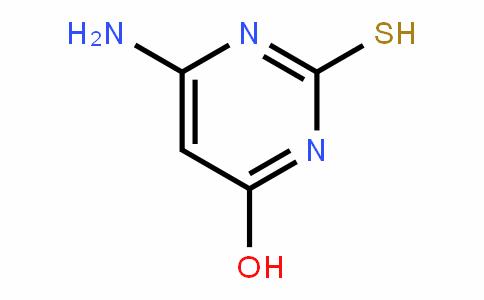 6-amino-2-mercaptopyrimiDin-4-ol