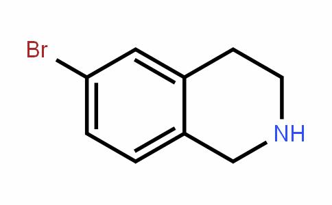 6-broMo-1,2,3,4-tetrahyDroisoquinoline