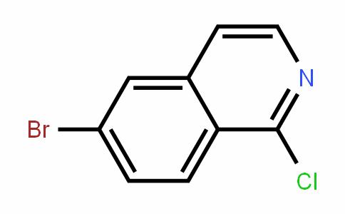 6-BroMo-1-chloro-isoquinoline