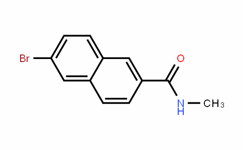 6-bromo-N-methyl-2-naphthamiDe
