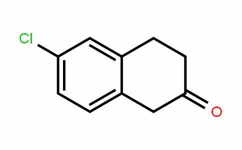 6-chloro-2-tetralone