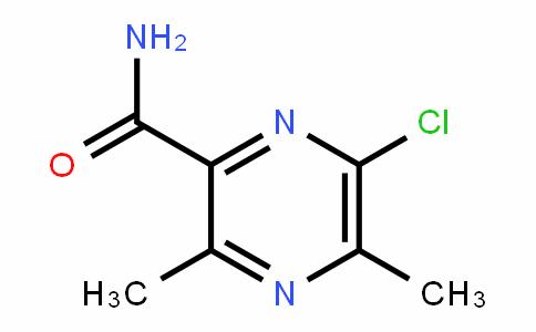 6-Chloro-3,5-Dimethylpyrazine-2-carboxamiDe