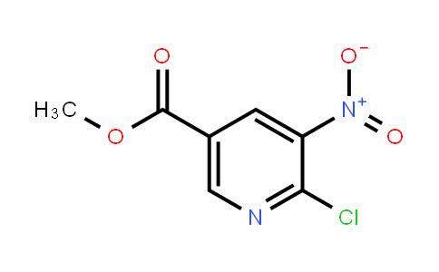 6-Chloro-5-nitronicotinic acid methyl ester