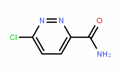 6-chloropyriDazine-3-carboxaMiDe