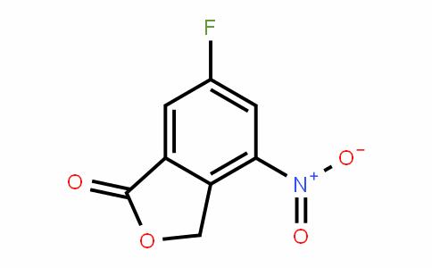 6-Fluoro-4-nitroisobenzofuran-1(3H)-one