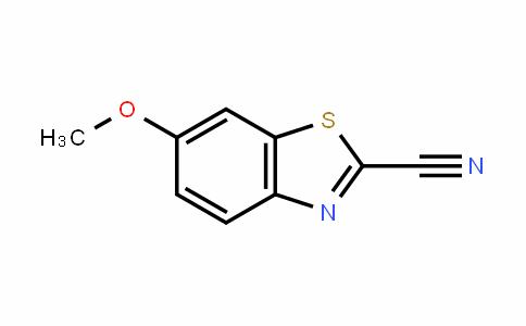 2-氰基-6-甲氧基苯并噻唑