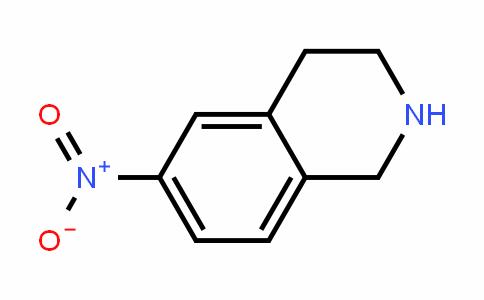 6-硝基-1,2,3,4-四氢异喹啉