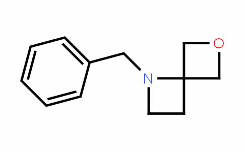 6-Oxa-1-azaspiro[3.3]heptane, 1-(phenylmethyl)-