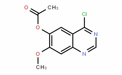 6-乙酰氧基-4-氯-7-甲氧基喹唑啉
