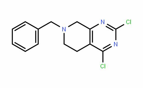 7-Benzyl-2,4-Dichloro-5,6,7,8-tetrahyDropyriDo[3,4-D]pyriMiDine