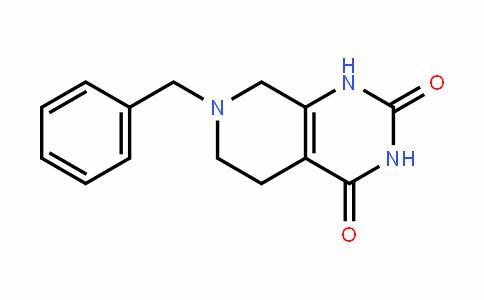 7-Benzyl-5,6,7,8-tetrahyDropyriDo[3,4-D]pyrimiDine-2,4(1H,3H)-Dione