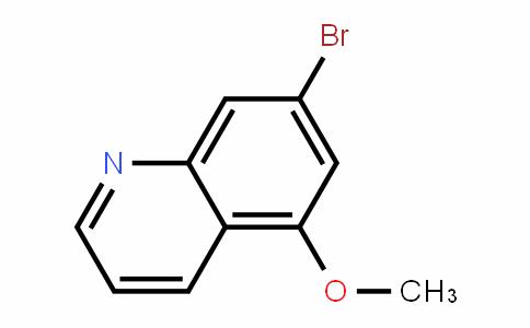 7-bromo-5-methoxyquinoline