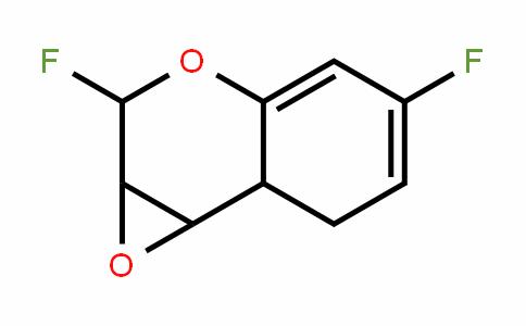 7H-Oxireno[c][1]benzopyran, 2,5-Difluoro-1a,7a-DihyDro-
